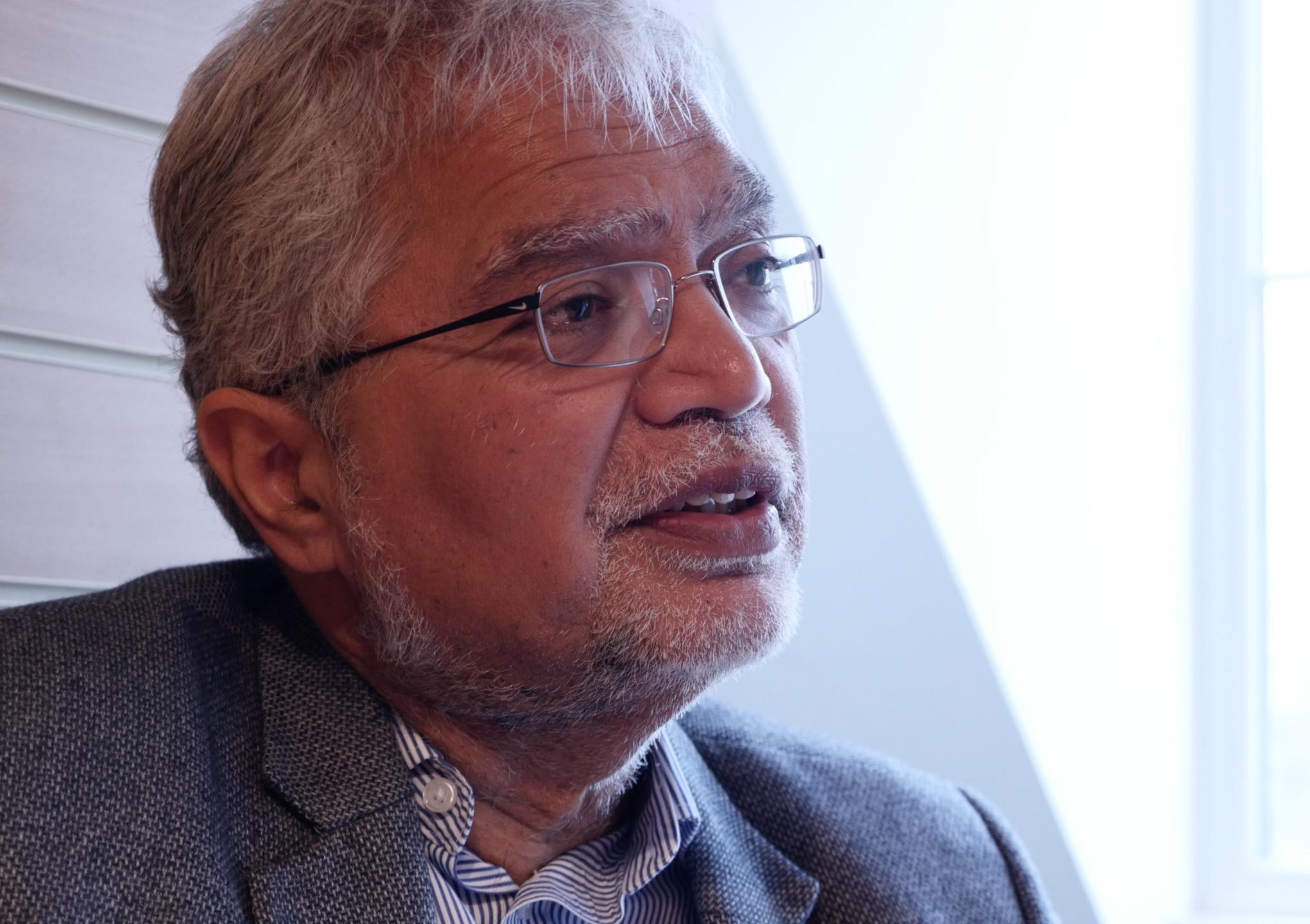 Dr Mukesh Kapila, CBE