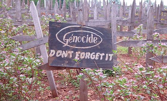 rwandan genocide thesis statement