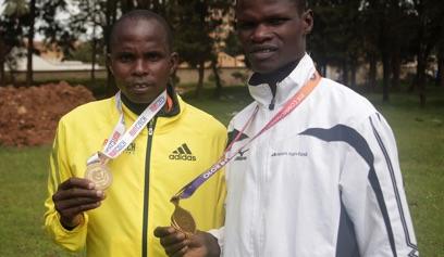 07 Kenyas Champion athletes to walk