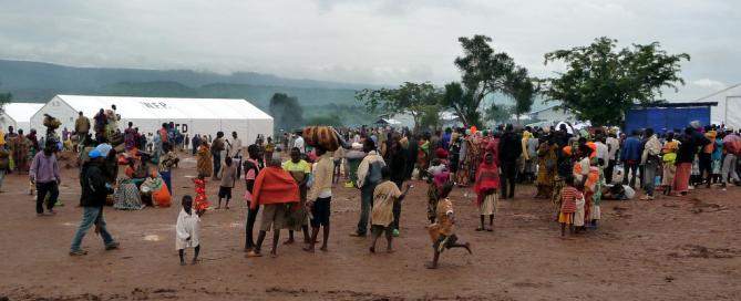 Burundi refugees at the Mahama refugee camp, Rwanda, 30 April 2015. Source: EU/ECHO/Thomas Conan (CC BY-NC-ND 2.0)