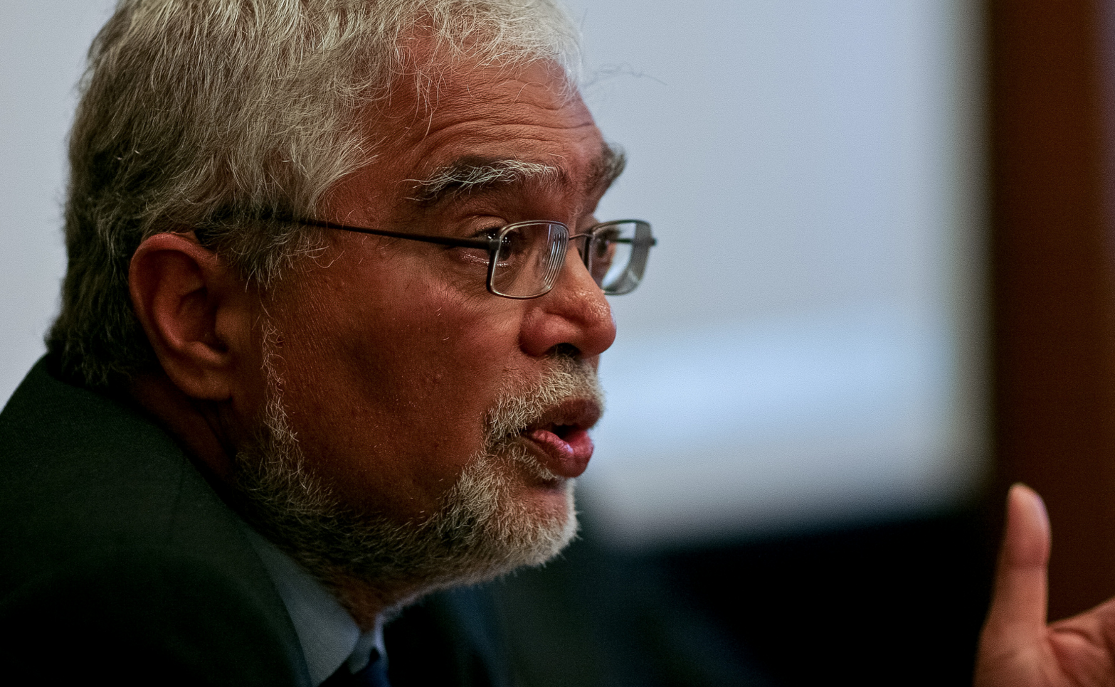 As head of the UN in Sudan, Dr Mukesh Kapila blew the whistle on the Darfur crisis in 2004