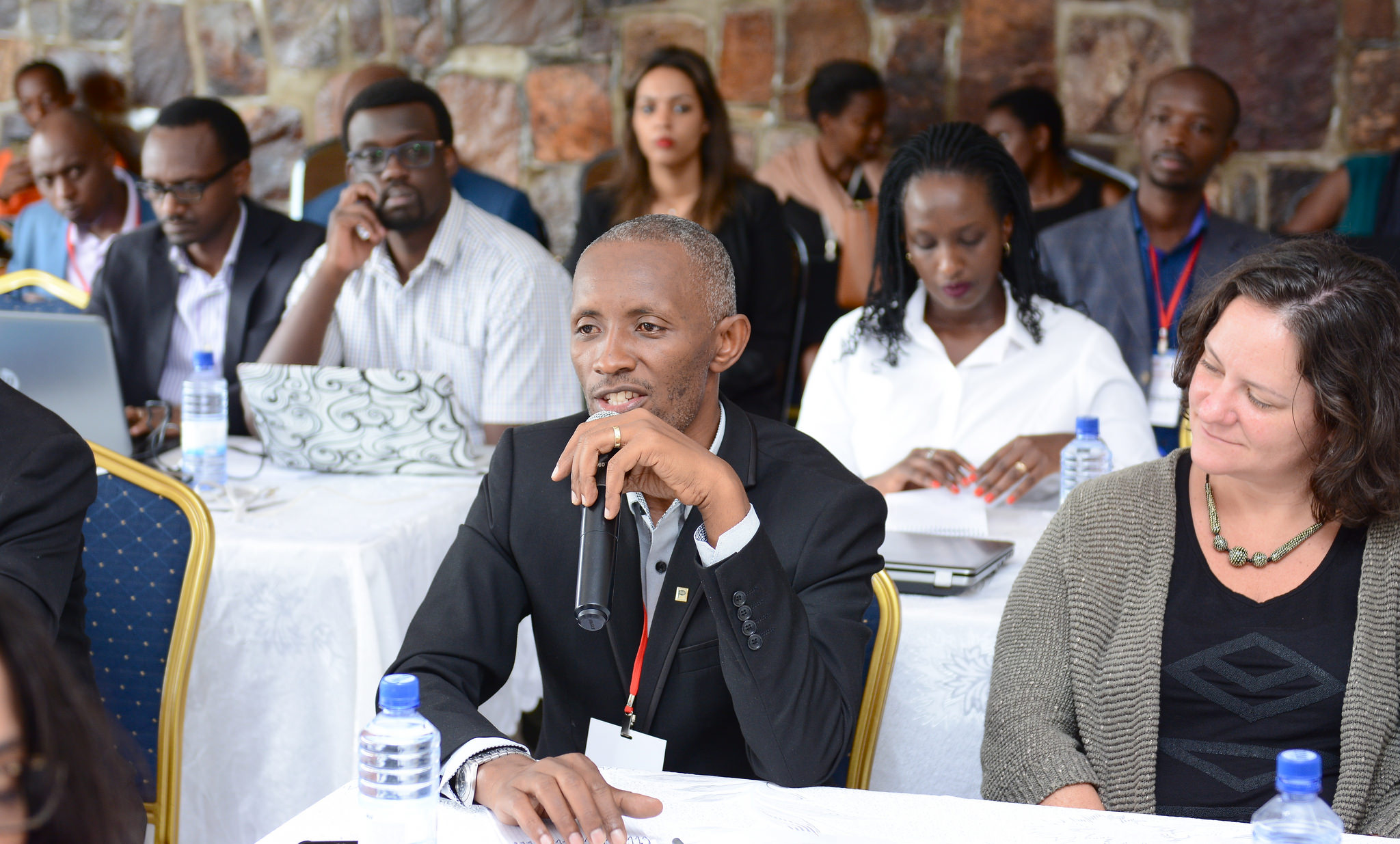 Aegis Peace Education Colloquium at the Kigali Genocide Memorial, Day Three (22 February)