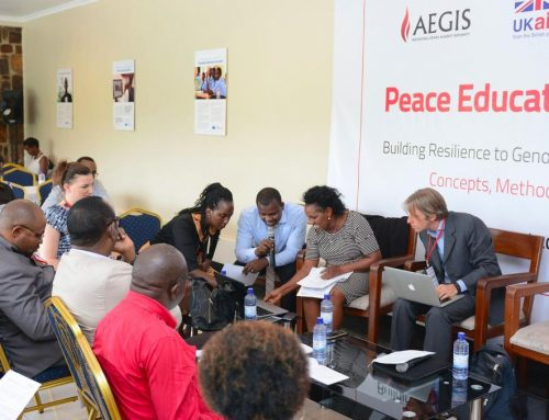Day Two Recap: Aegis Peace Education Colloquium, Kigali Genocide Memorial