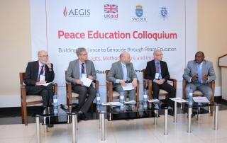 Peace Education Colloquium, Kigali Genocide Memorial, February 2017