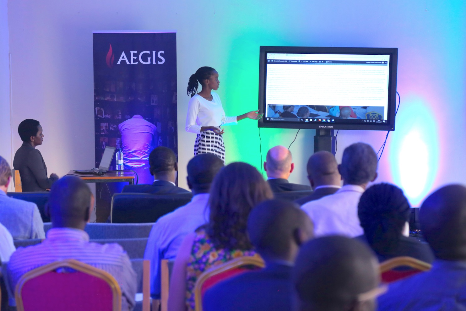 Aegis launches Genocide Research Hub