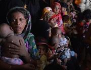 Rohingya refugees in Bangladesh. European Commission DG ECHO, CC BY-NC-ND 2.0