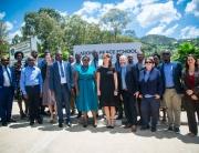 Karongi Peace School launch