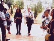 Civility Experts Worldwide visit the Kigali Genocide Memorial, 2018