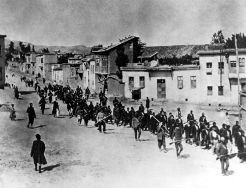 The Aegis Trust welcomes President Biden's recognition of the Armenian Genocide
