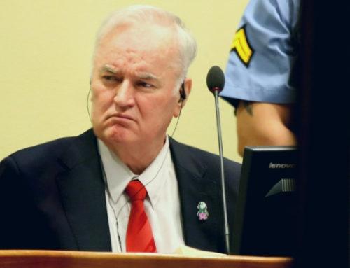 Genocide conviction upheld for Ratko Mladić