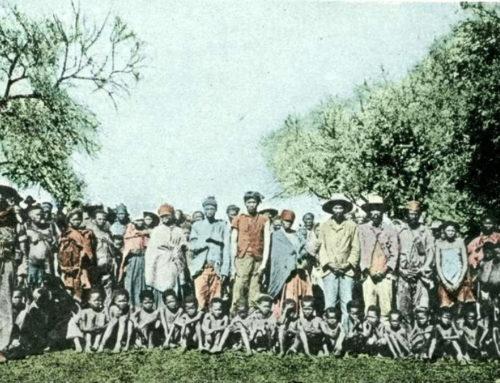 Aegis welcomes German recognition of Herero-Nama Genocide