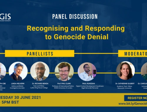 Genocide denial: discover how to recognise and respond to this rising threat