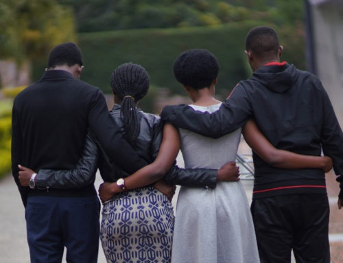 Event exploring physical and mental health a generation after genocide