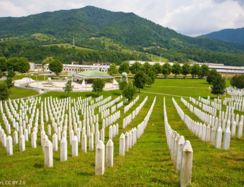 Remembering Srebrenica at the Kigali Genocide Memorial and beyond