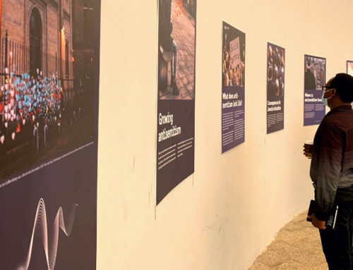Swedish exhibition fighting antisemitism unveiled at Kigali Genocide Memorial